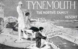 Tynemouth Poster full version